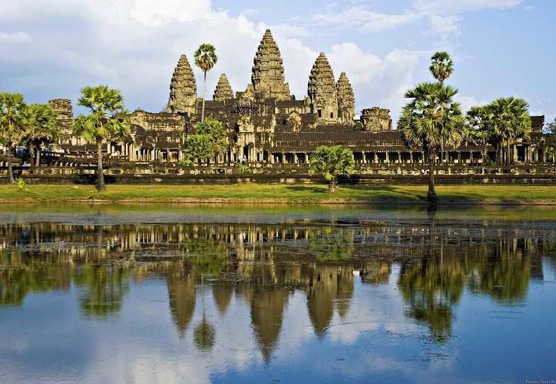 Паттайя Поездка в Камбоджу