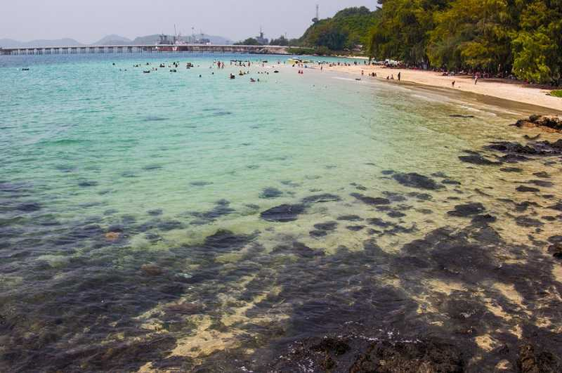 Паттайя пляж Хат Нанг Рам1