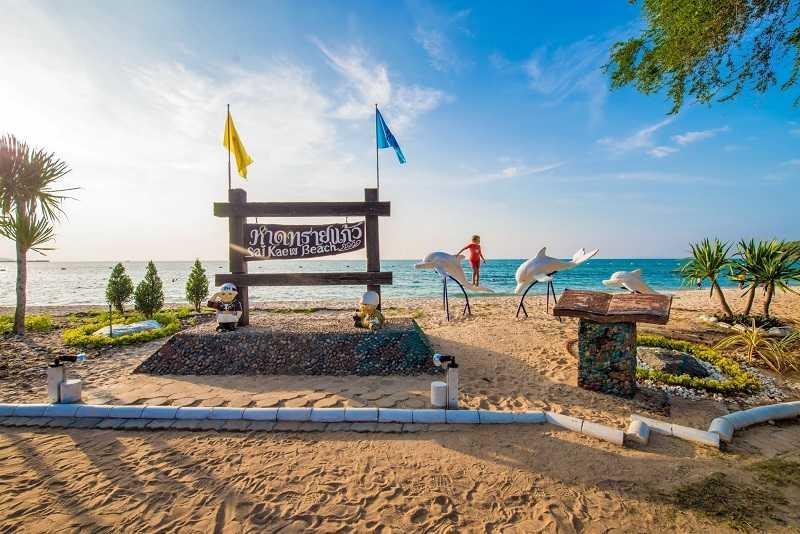 Паттайя пляж Сай Кео