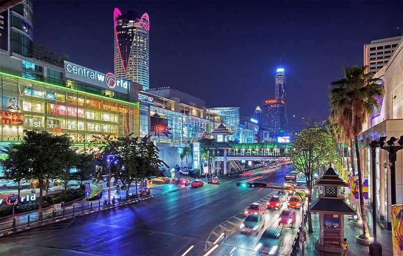 Паттайя туры в Бангкок
