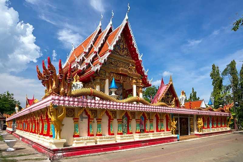 Пхукет Храм Пхра Нанг Санг
