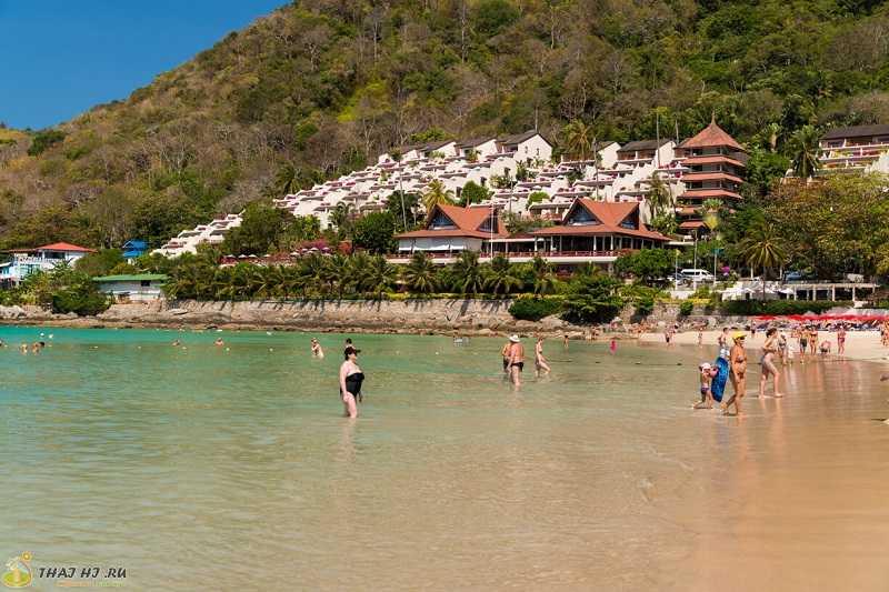 Пхукет Таун пляж