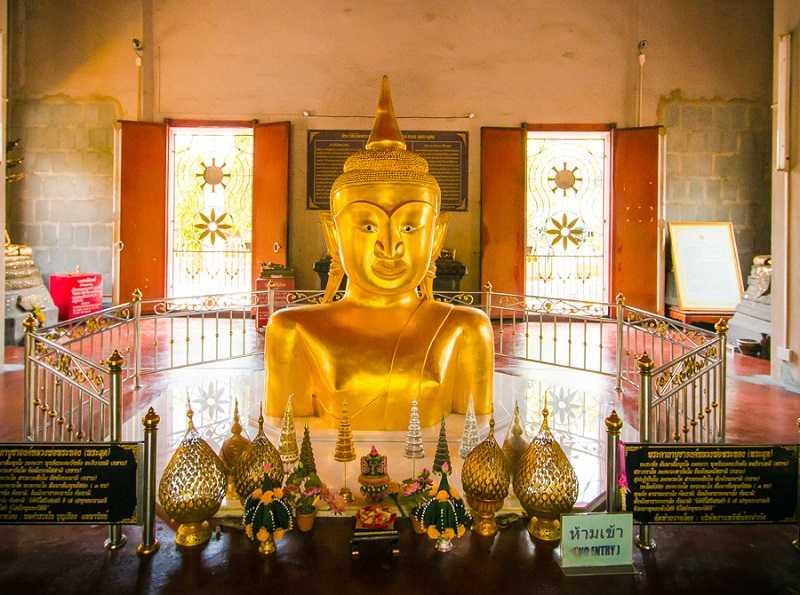 Пхукет Ват Пхра Тонг