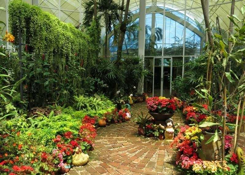 Пхукет ботанический сад