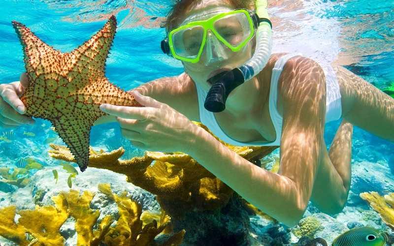Пхукет остров Майтон подводный мир