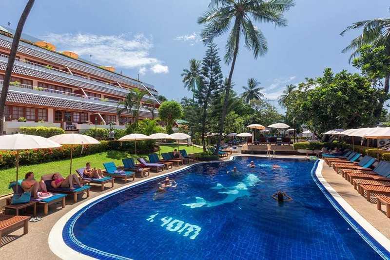 Пхукет отель Blue Ocean Beach Resort