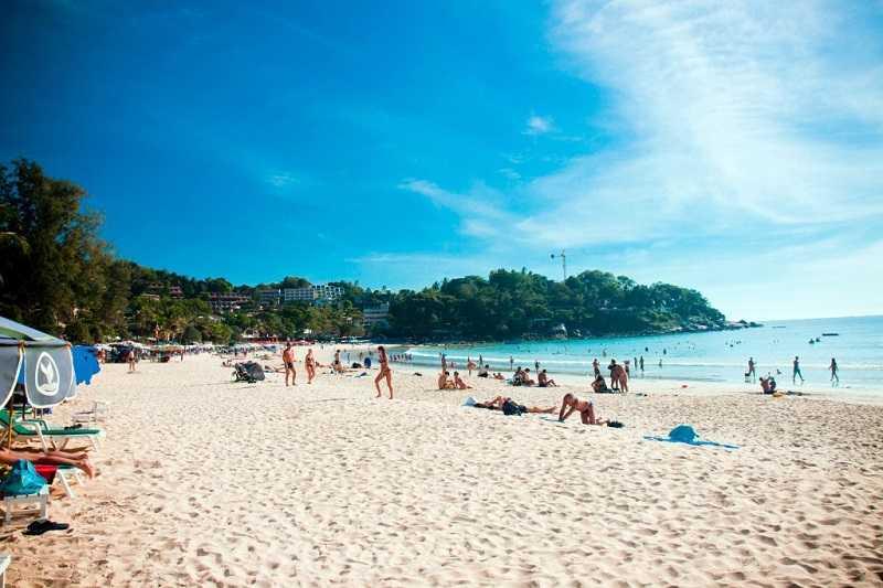 Пхукет пляж Ката Яй