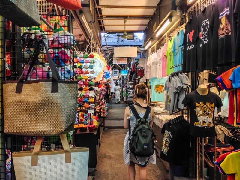 Пхукет рынок Chatuchak