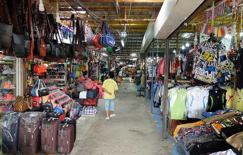 Пхукет рынок Karon Plaza