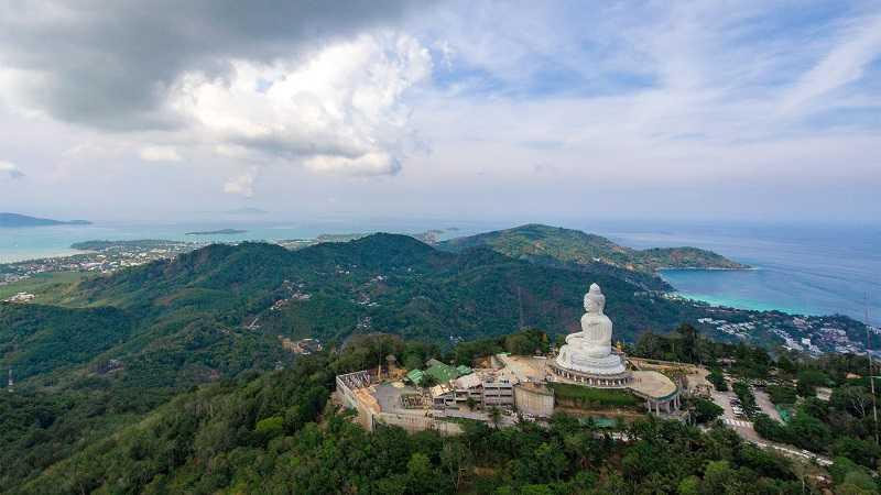 Пхукет смотровая площадка Большой Будда