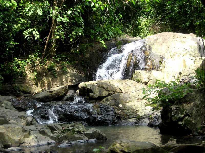 Пхукет водопад Ао Йон