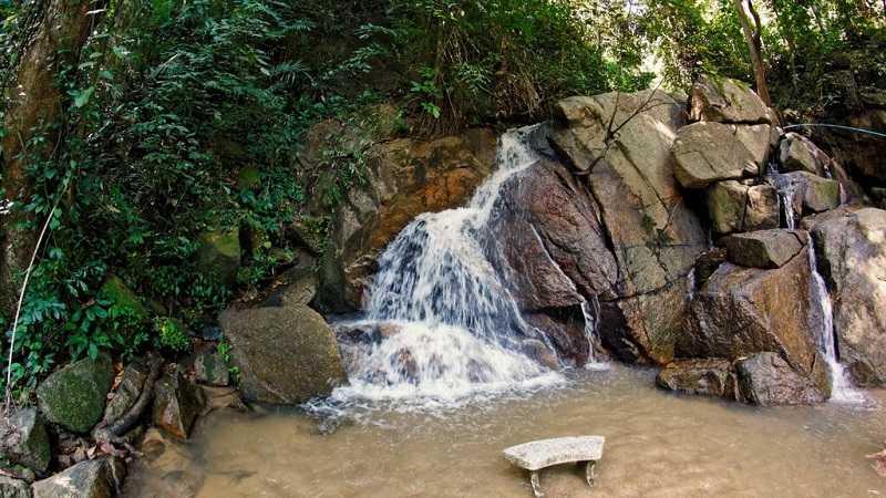 Пхукет водопад Кату