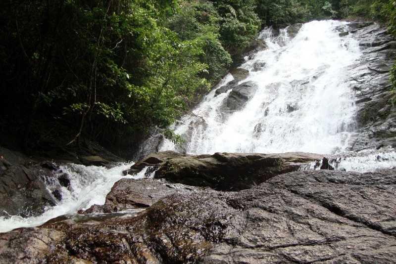 Пхукет водопад Тон Прай