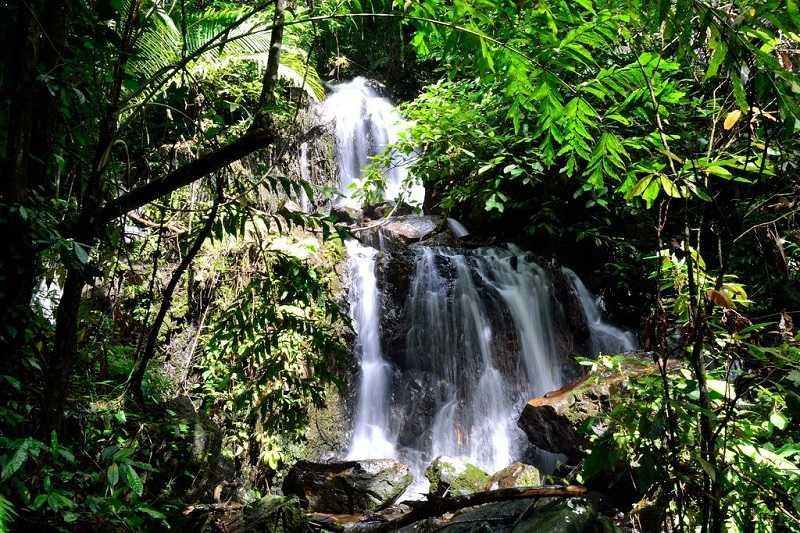 Пхукет водопад Тон Сай