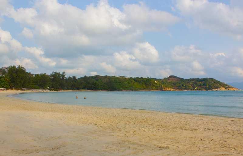 Пляж Чонг Мон Самуи