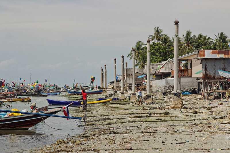 Пляж Ламай на Самуи Деревня Хуа Тханон