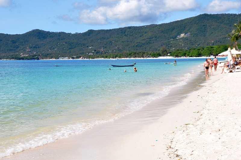 Пляж Ламай на Самуи1