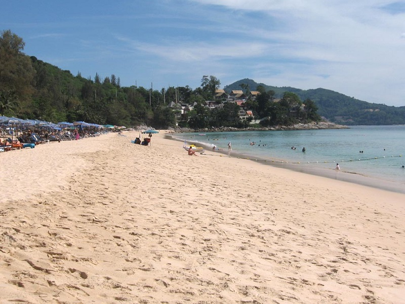 Пляж Сурин Пхукет