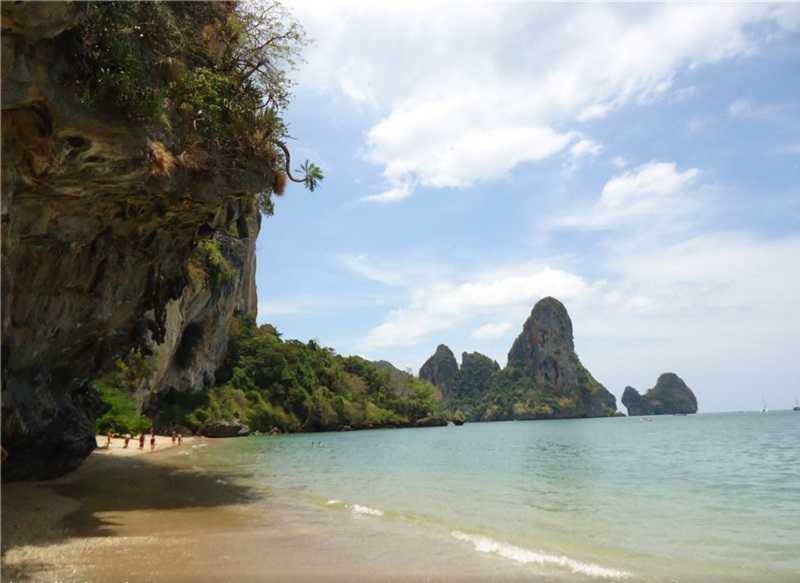 Пляж Тонсай Краби Тайланд