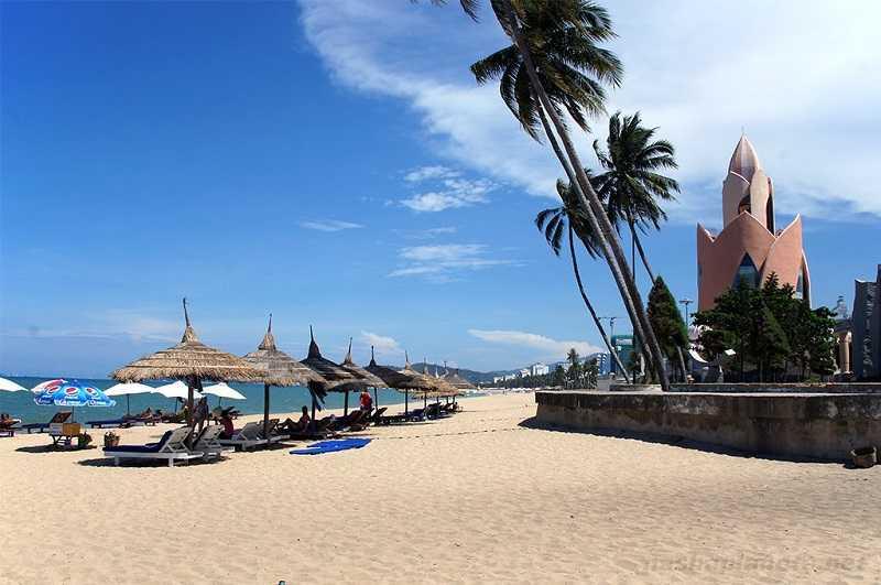 Пляжи Нячанга, Вьетнам - полный список пляжей 80