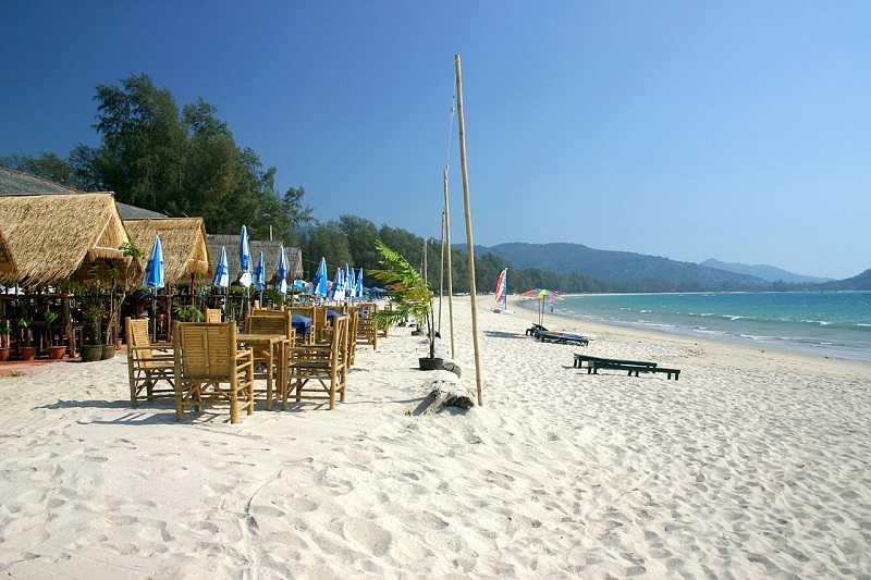Пляжи Пхукета Bang Thao