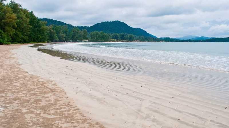 Пляжи острова Ко Ланта