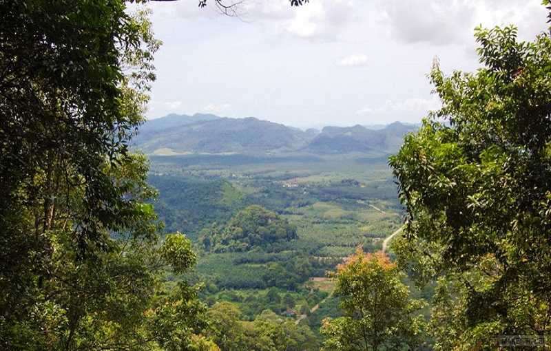 Провинция Краби парк Кхао Паном Бенча