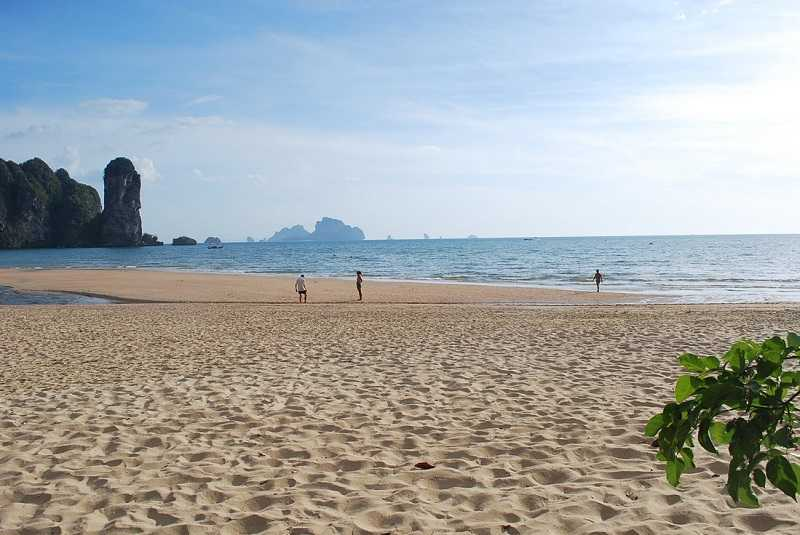 Провинция Краби пляж Ао Нанг