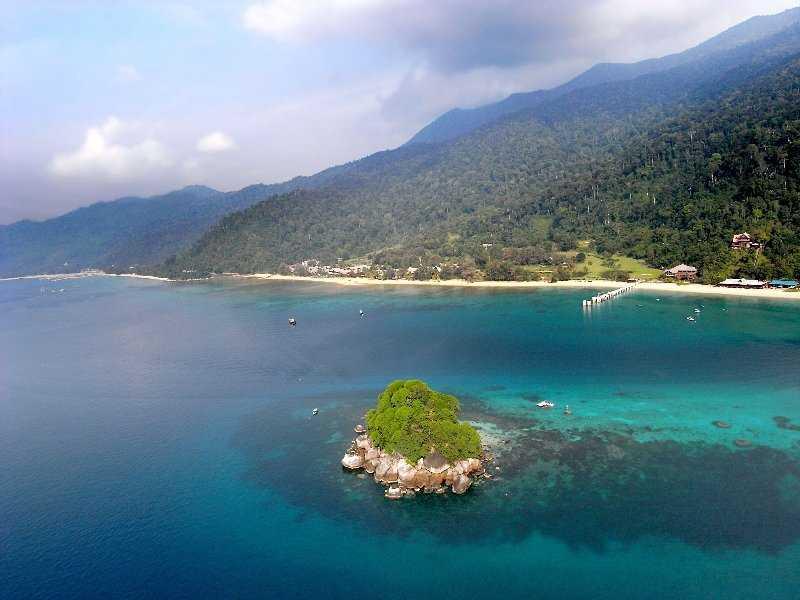 Провинция Транг остров Ко Крадан