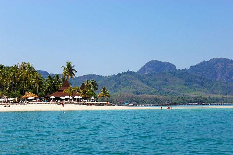 Провинция Транг остров Ко Мук