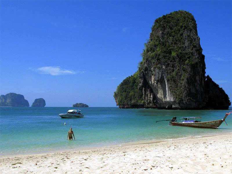 Провинция Транг остров Нгай
