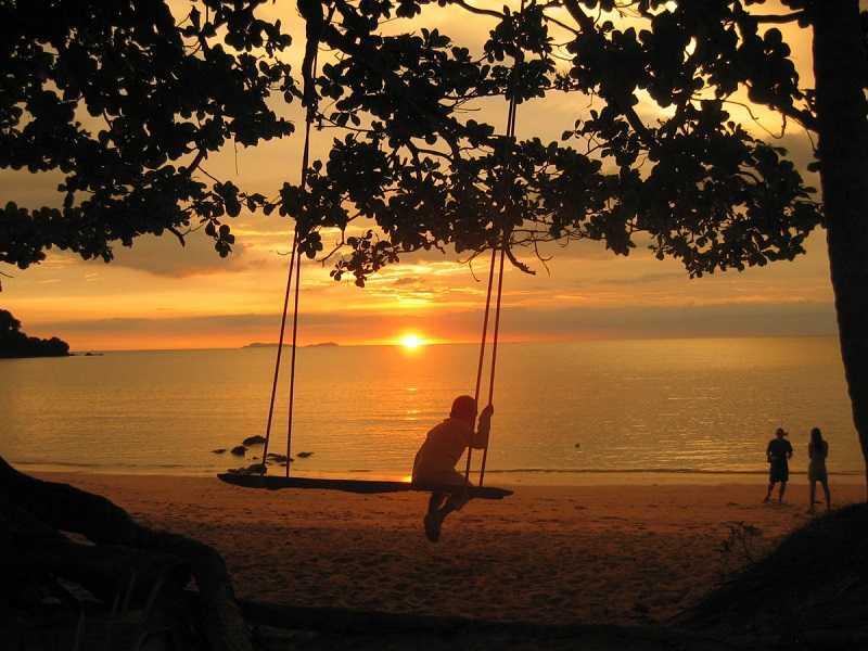 Провинция Транг острова отдых