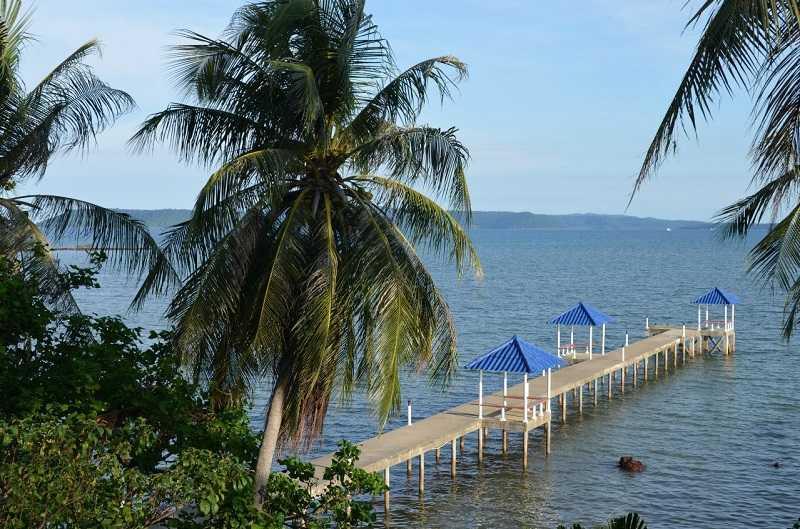 Провинция Трат остров Ко Мак