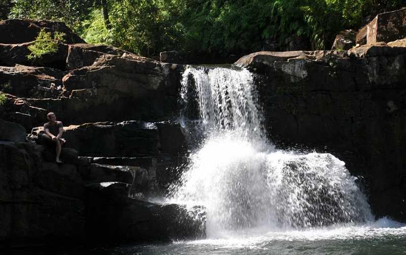 Провинция Трат водопад Нам Ток Клонг