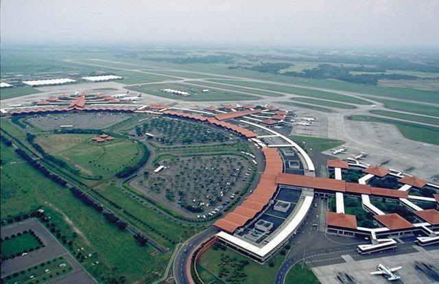 аэропорты индонезии