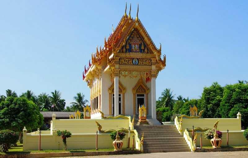Самуи храм Ват Кунарам
