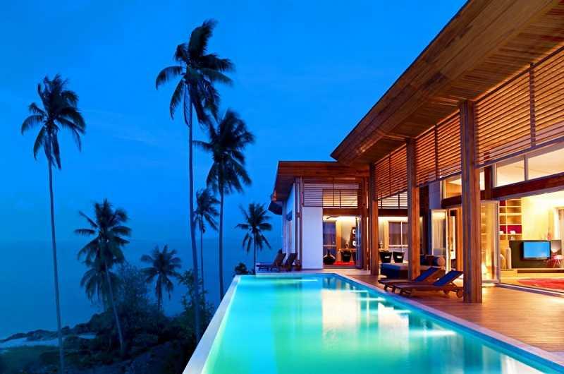 Самуи отель W Retreat Koh Samui