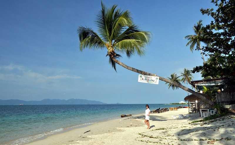 Самуи пляж Бан Тай магазин