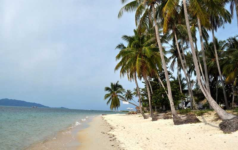 Самуи пляж Бан Тай