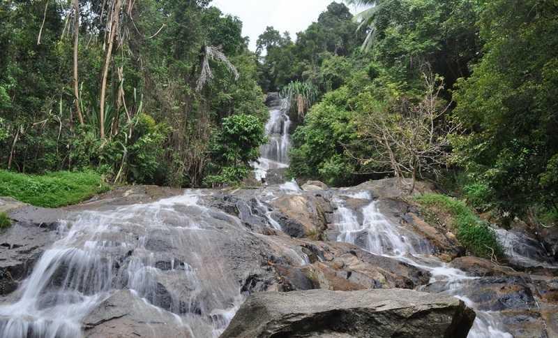 Самуи водопад Намуанг