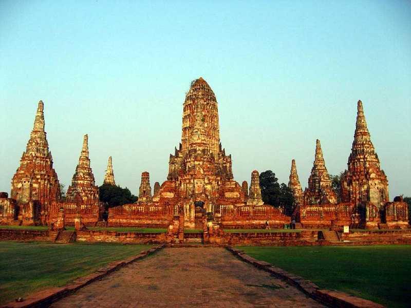 Таиланд город Чиангмай