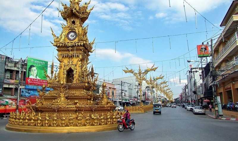 Таиланд город Чианг Рай