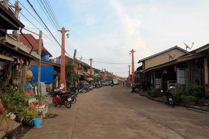 Тайланд Старый город Ланты