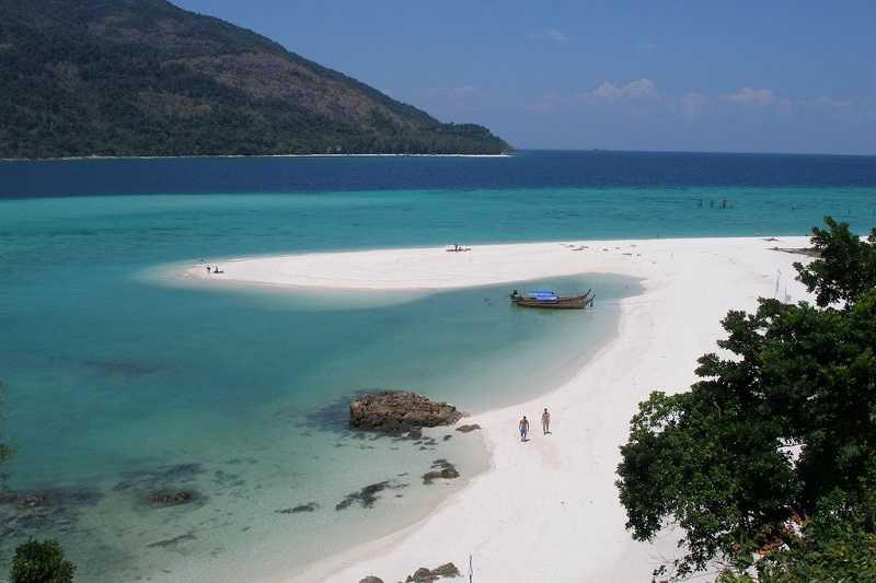 Тайланд остров Ко Липе