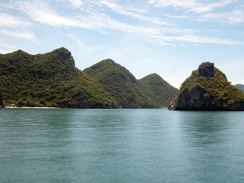 Тайланд остров Ко Пхай