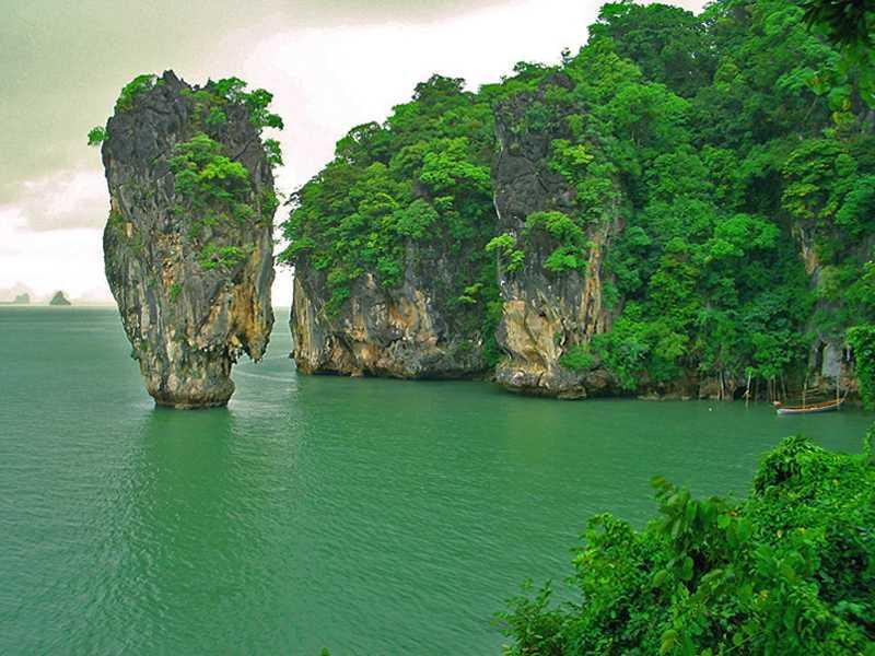 Тайланд остров Нака
