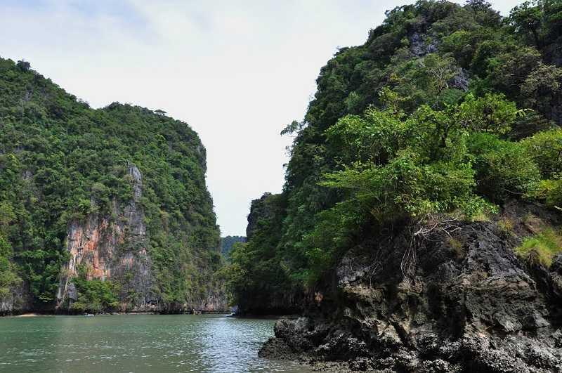Тайланд остров Панак лагуна