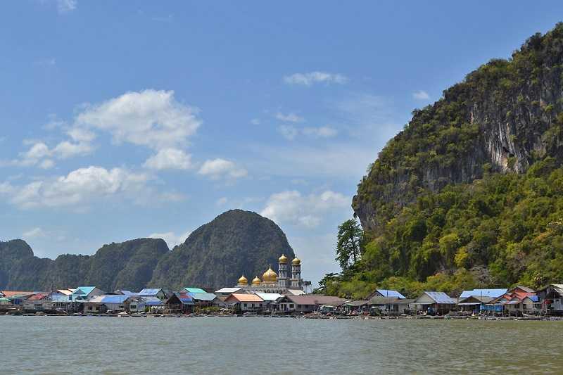 Тайланд остров Панак