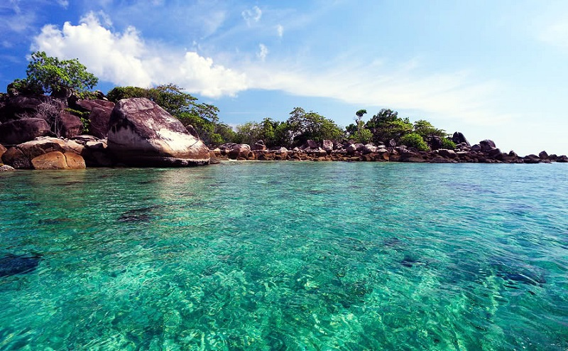 Тайланд остров Тарутао джунгли
