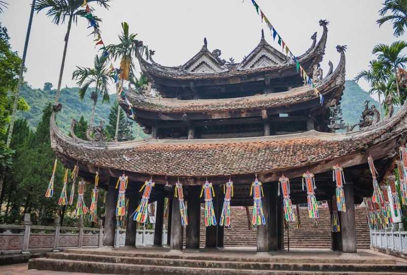 Вьетнам Ароматная пагода1